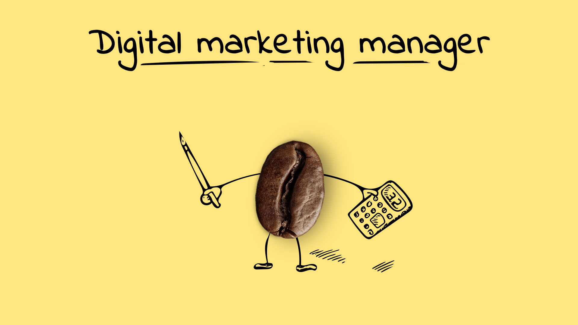 digital marketer, content manager