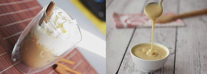 Cinamoninė šalta kava. Kavos Draugas