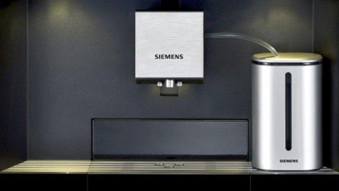 Siemens kavos aparatas. Kavos Draugas
