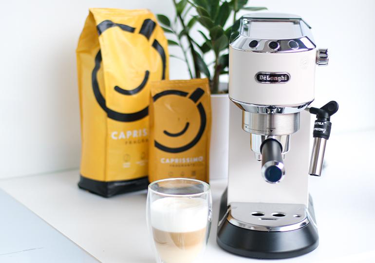 Pusautomātiskie kafijas automāti