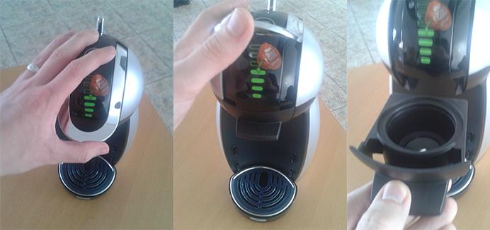 Kapsuliniai kavos aparatai. Kavos Draugas