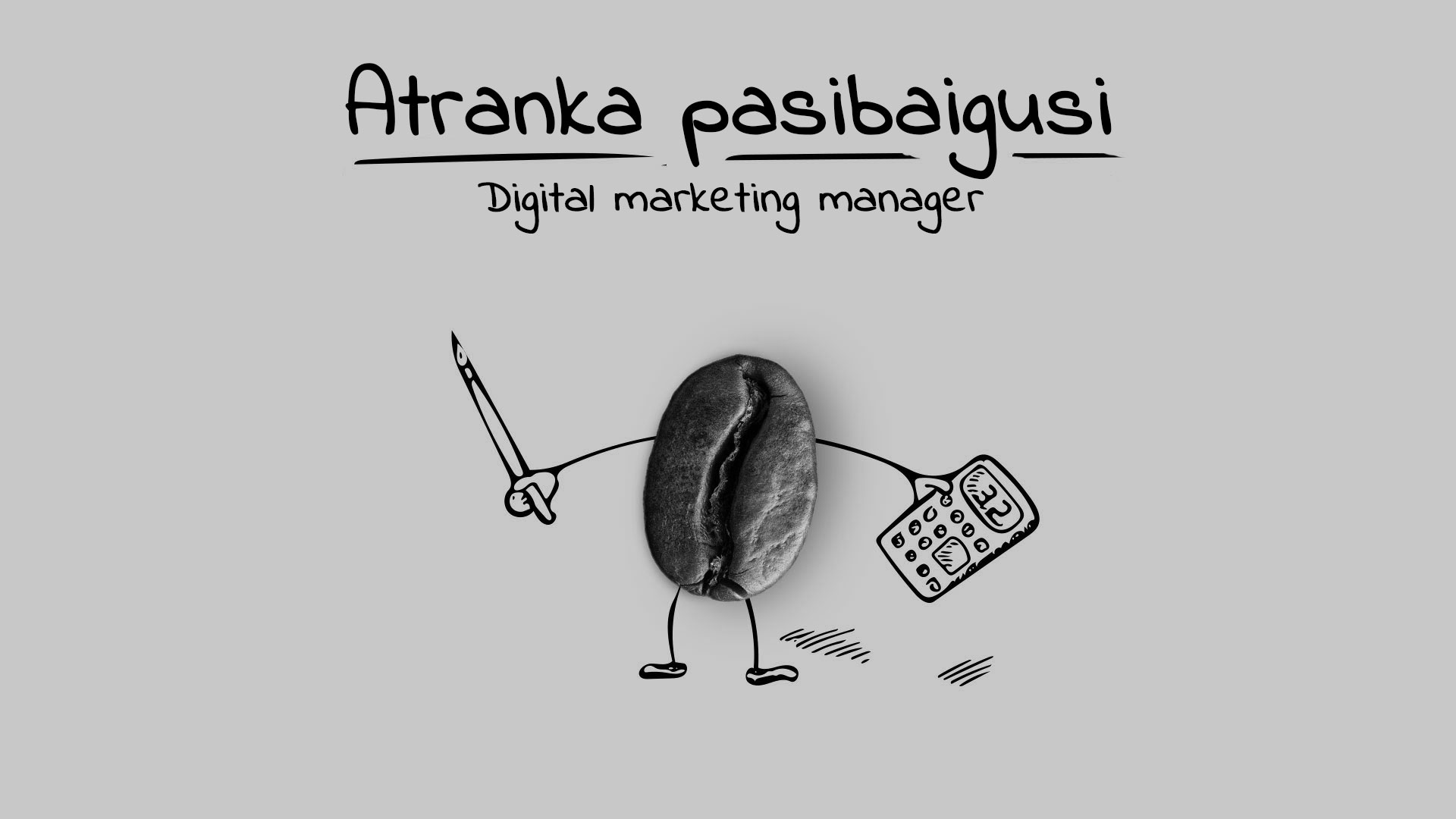 digital marketing manager, kavos draugas