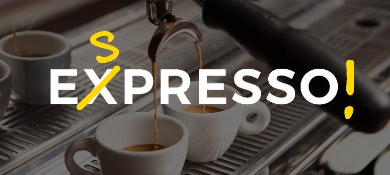 Espresso. Kavos Draugas
