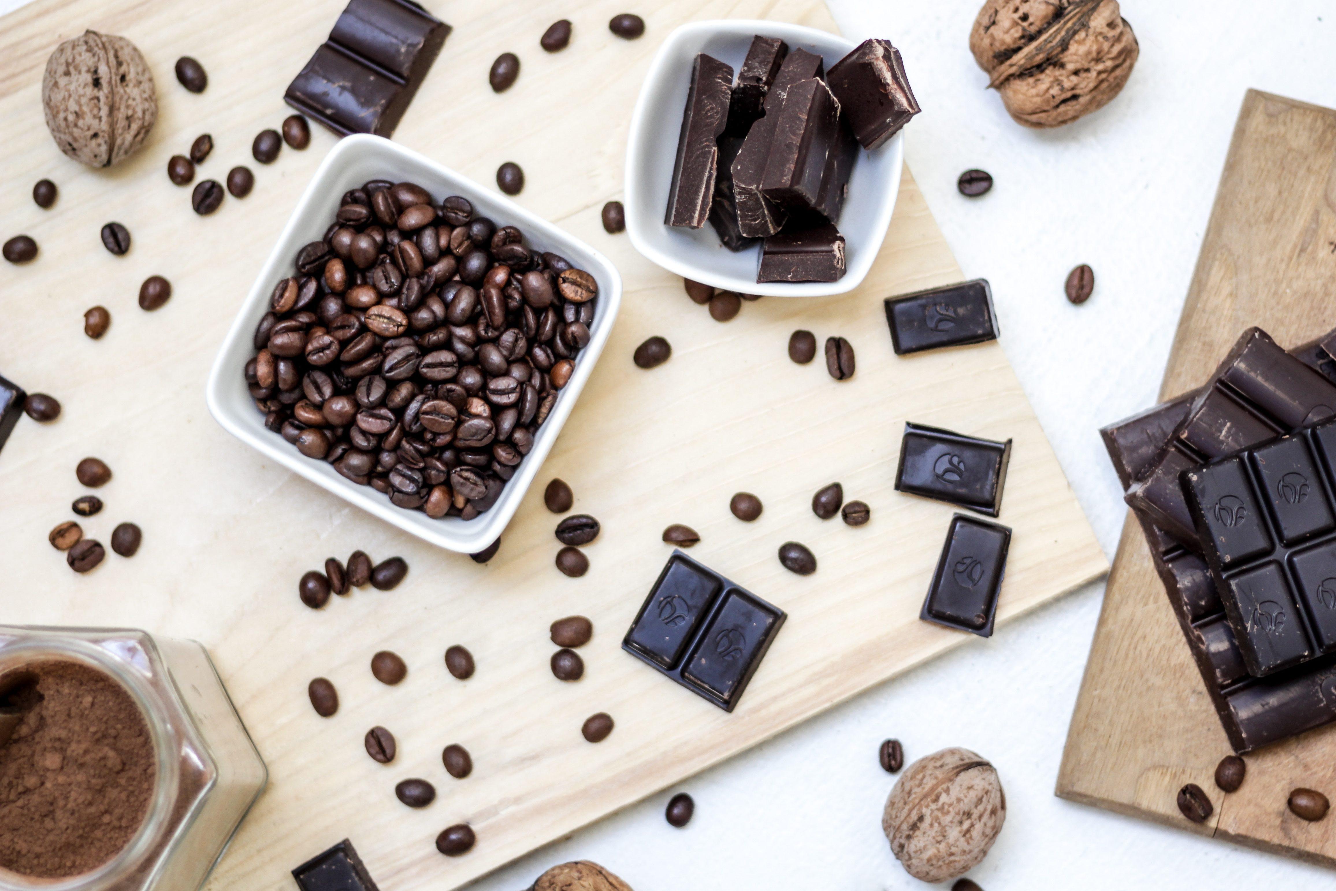 Kava ir šokoladas