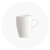 Latte puodeliai