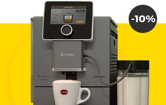 "Nivona ""CafeRomatica NICR 970"" -10%"
