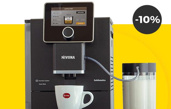 "Nivona ""CafeRomatica NICR 960"" -10%"