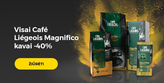 Visai Café Liégeois Magnifico kavai -40%