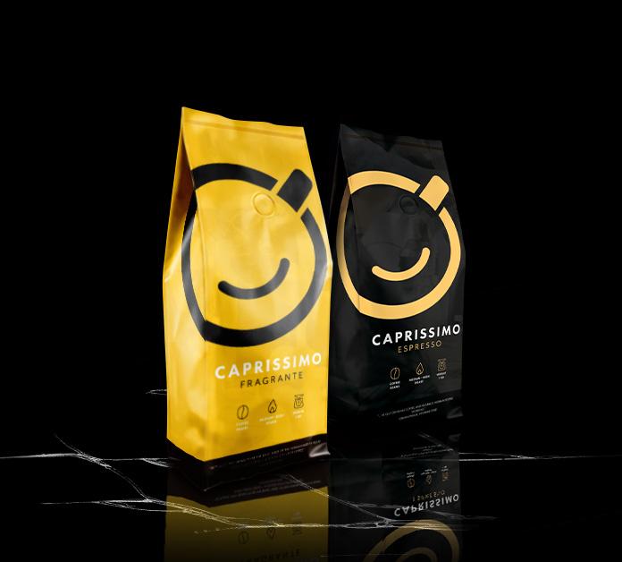 Caprissimo kavos pupelės 1+1