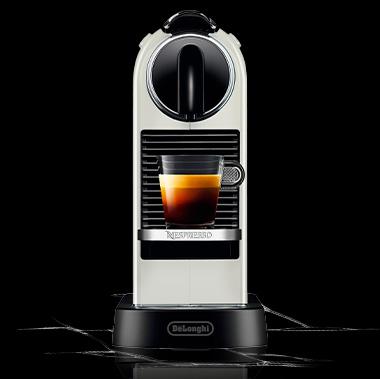 Nespresso kavos aparatas + 40 kapsulių dovanų