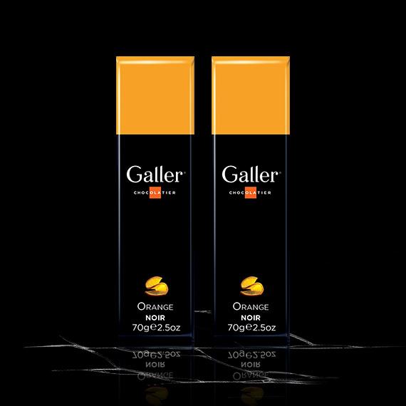 Galler šokolado plytelės ir batonėliai 1+1