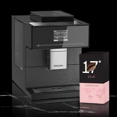 Miele kavos aparatas + iki 3 kg Parallel kavos dovanų