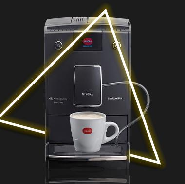 NIVONA kavos aparatai už specialias kainas