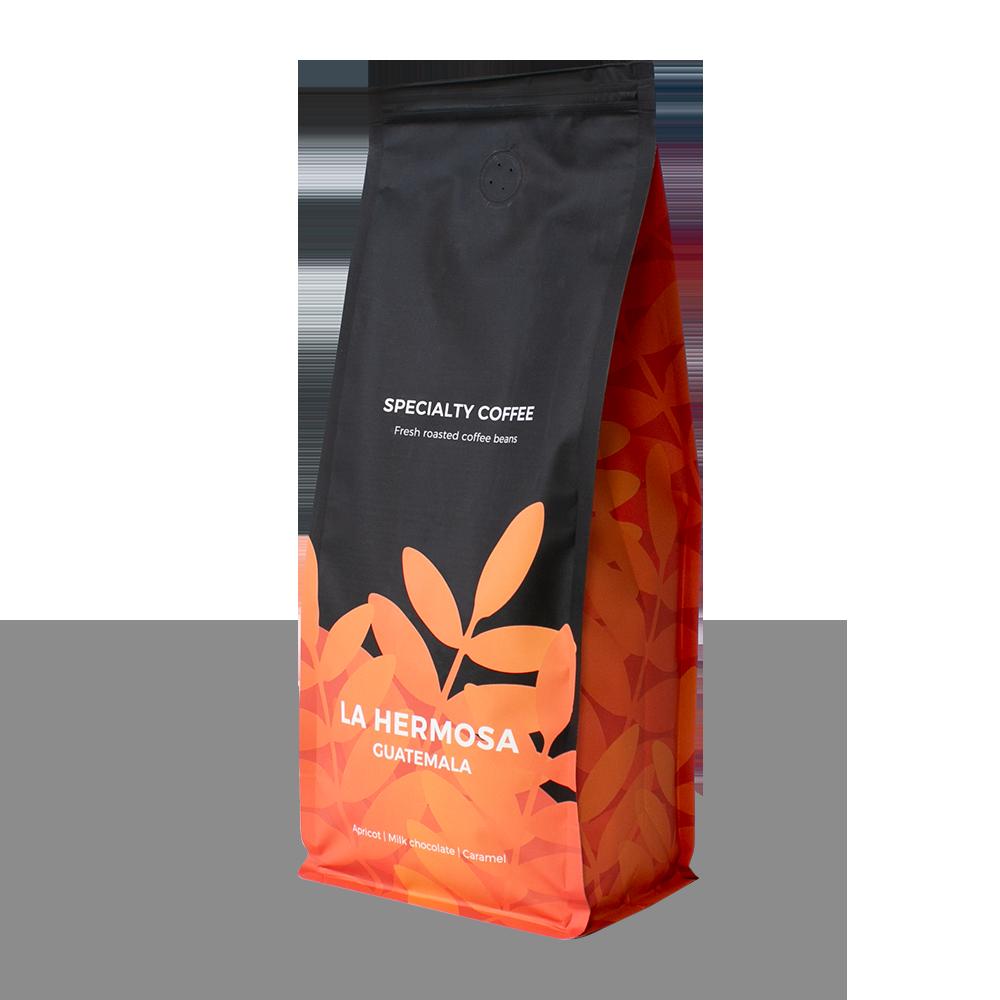 """Rūšinės kavos pupelės """"Guatemala La Hermosa"""", 1 kg"""
