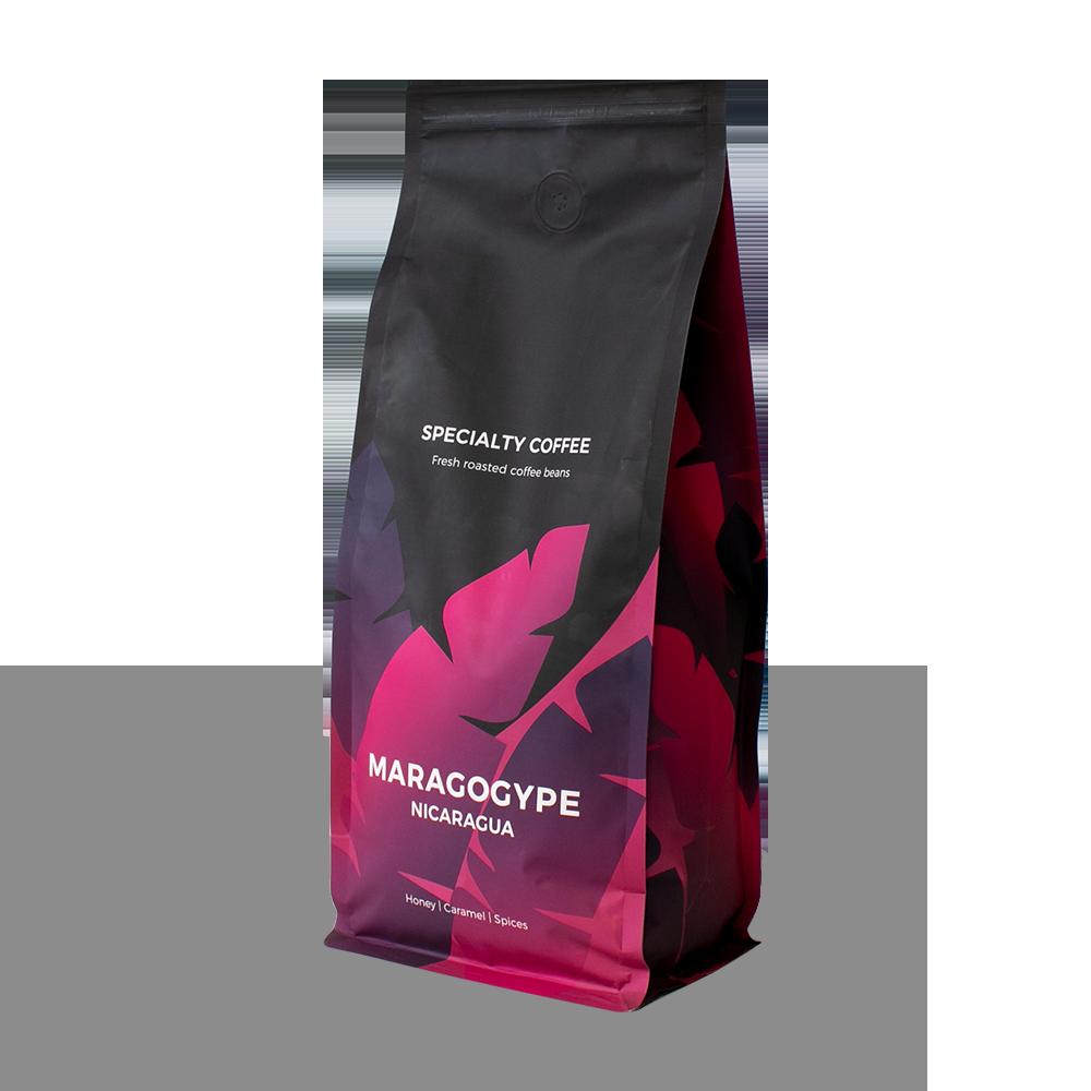 """Rūšinės kavos pupelės """"Nicaragua Maragogype"""", 1 kg"""