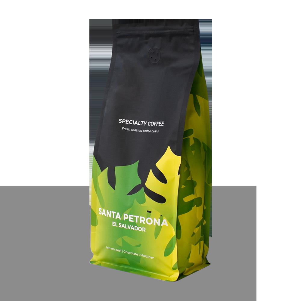 "Rūšinės kavos pupelės ""El Salvador Santa Petrona"", 1 kg"