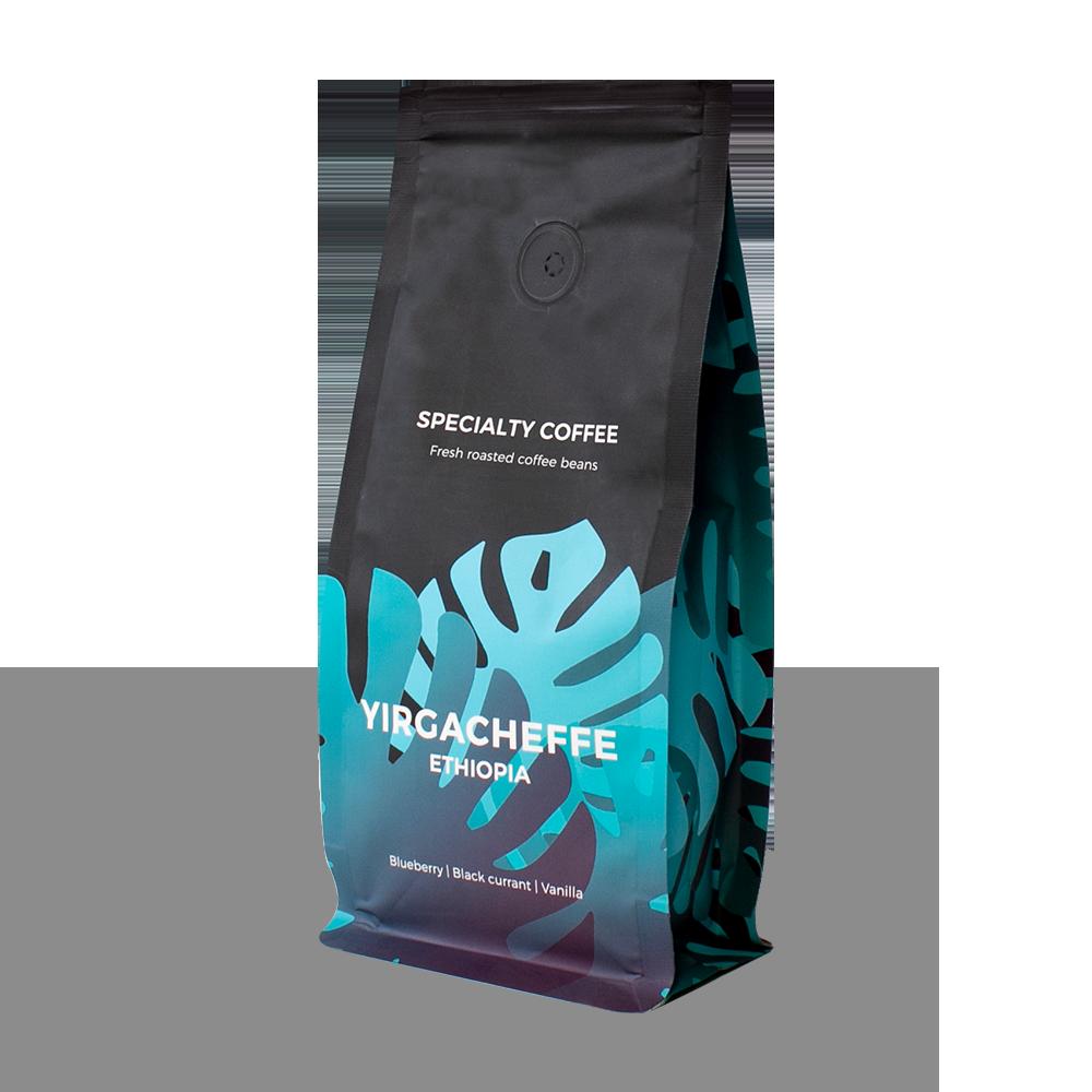 """Rūšinės kavos pupelės """"Ethiopia Yirgacheffee"""", 250 g"""