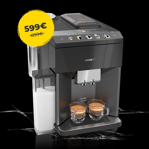 Užsisakyk SIEMENS kavos aparatą geresne kaina