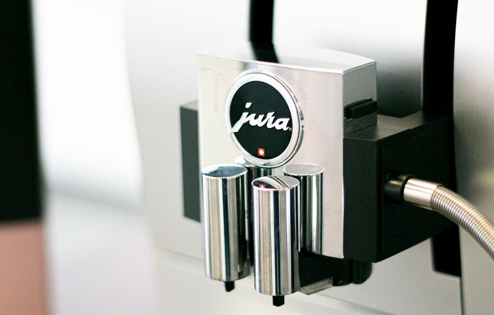 Kavos aparatas JURA