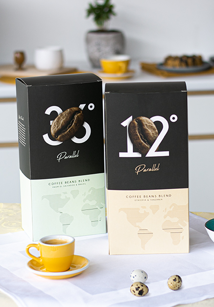 Parallel kavos pupelėms -30%