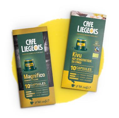 Café Liégeois kavos kapsulėms -20%