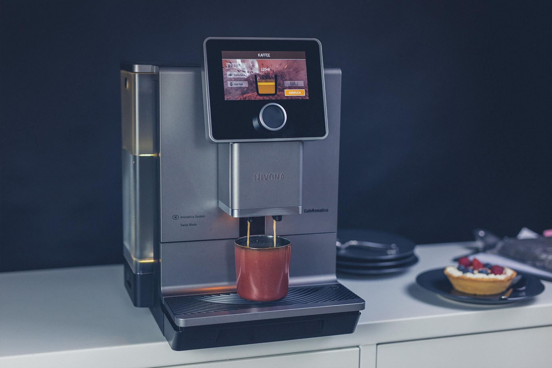 nivona kavos aparatas