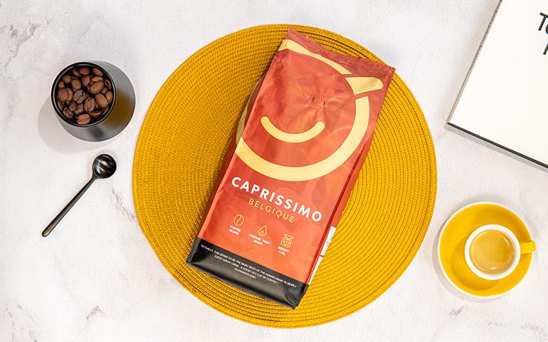 """Kavos pupelės """"Caprissimo Belgique"""""""