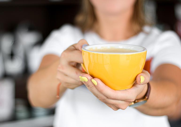 Kavos skonių vertinimas