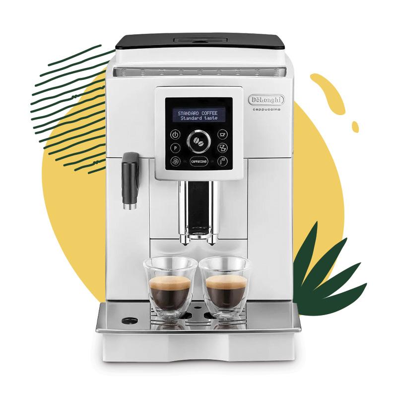 "De'Longhi ""ECAM 23.460.W"" kavos aparatas tik 429 €"