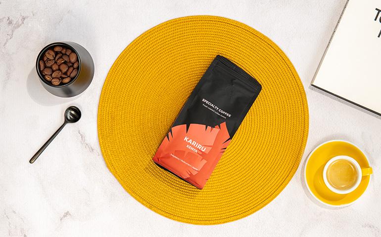 """Rūšinės kavos pupelės """"Kenya Kariru"""""""