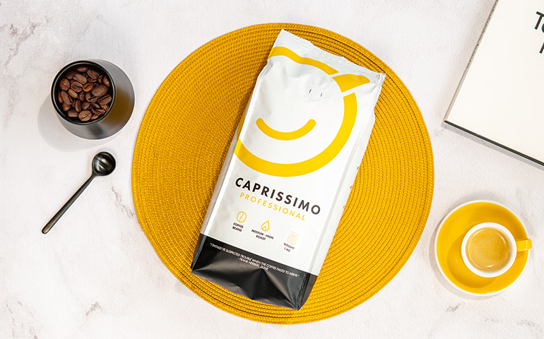 "Kavos pupelės ""Caprissimo Professional"""