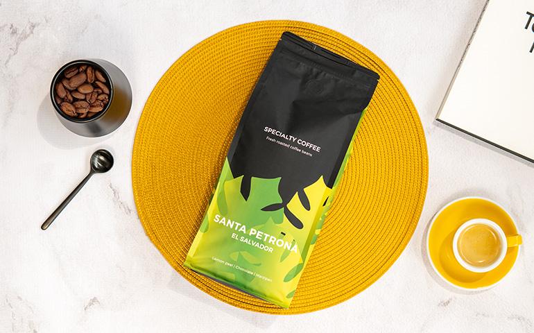 "Rūšinės kavos pupelės ""El Salvador Santa Petrona"""