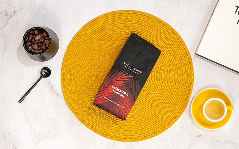"""Rūšinės kavos pupelės """"Indonesia Sumatra"""""""