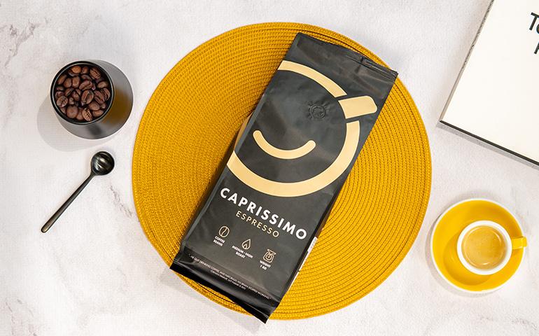 """Kavos pupelės """"Caprissimo Espresso"""""""