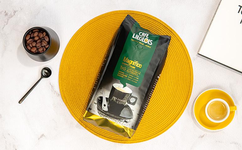 "Kavos pupelės Cafe Liegeois ""Magnifico"""