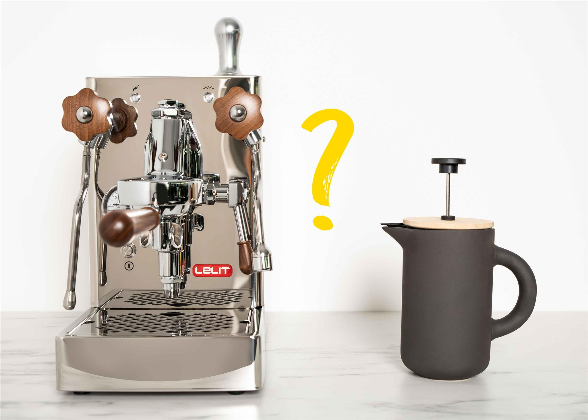Coffee grinder according to preparation method