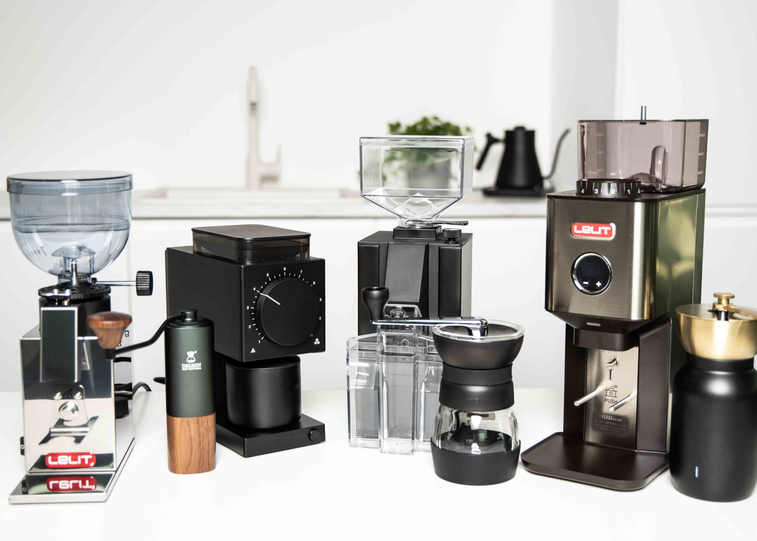 Home coffee grinder